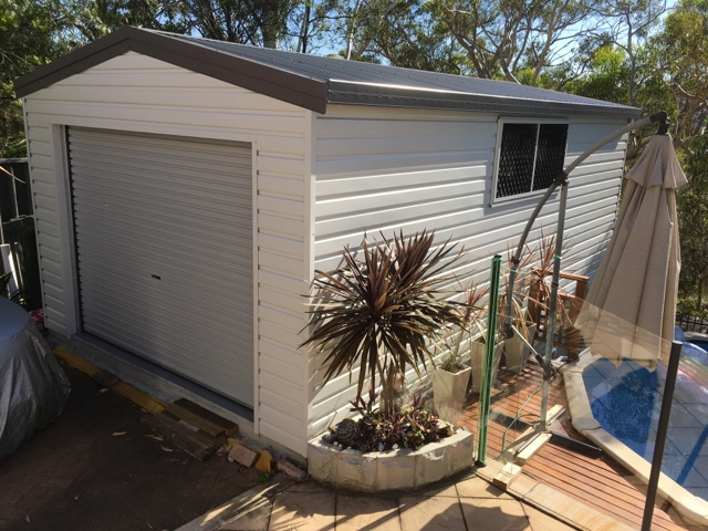 Horizontal cladding