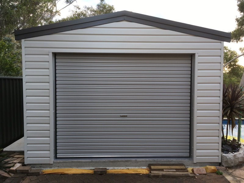 Colorbond steel that looks like weatherboard